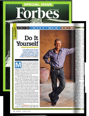 Forbes magazine profiles Rebalance IRA Managing Director Mitchell Tuchman