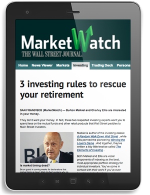 3 Investing Rules To Rescue Your Retirement