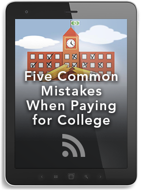 Paying for College Mistakes