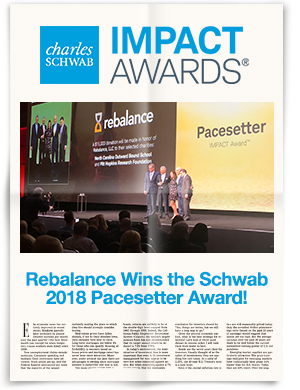 Schwa Pacesetter award